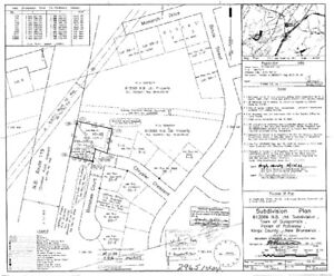 A LOCATION FOR YOUR NEW HOME, BEST PRICED LOT IN QUISPAMSIS!