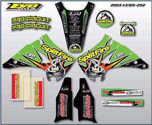 Graphic kit / seat cover installation