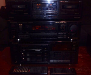 Pioneer 5.1 receiver w/ 11 cd changer