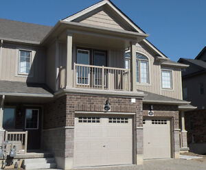 Georgeous Brand New Townhouse Located in Doon area Kitchener