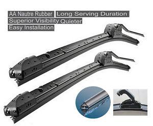 Nissan Navara D40 2005-on Windshield Wiper Blades/Complete Flex Blades 24/19
