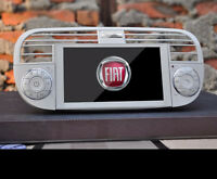 fiat 500 500c abarth navigation bluetooth dvd