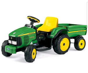 LOOKING FOR battery tractor