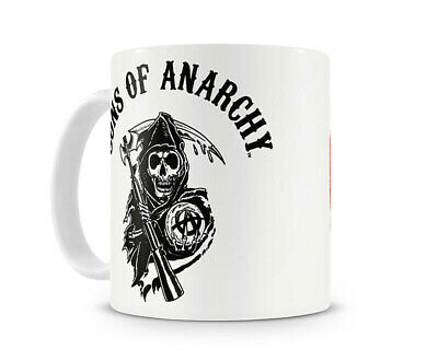 SONS OF ANARCHY Redwood taza ceramica 320ml