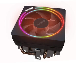 AMD Wraith Prism LED RGB Cooler Fan. Never used.