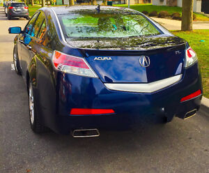 MUST SEE!!! 2009 Acura TL  Tech Group 3.5 LITRES