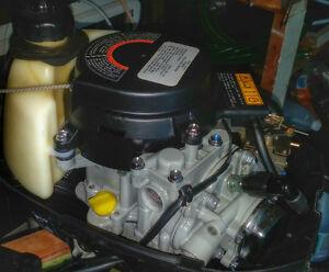 Moteur hors-bord Suzuki 2.5 HP 4 temps, Low Emission West Island Greater Montréal image 2