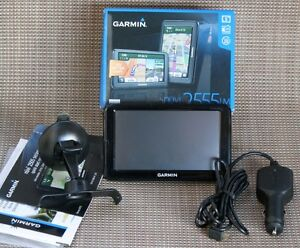 Garmin 5 Inch 2555LM GPS with Free Lifetime Map Updates