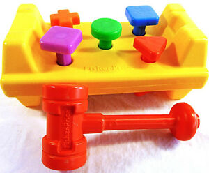 Établi Tap & Turn Fisher-Price