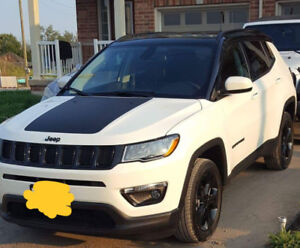 Brand new 2018 jeep compass north