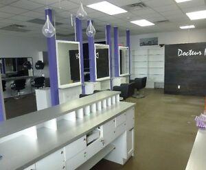 ESPACE COMMERCIAL; Salon de coiffure ou autres