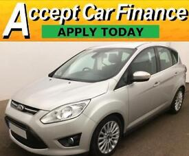 Ford C-MAX 1.6 125 2011MY Titanium FROM £31 PER WEEK !
