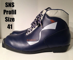 SNS Profil Cross Country Ski Boots FOR SALE Size 36 and 41