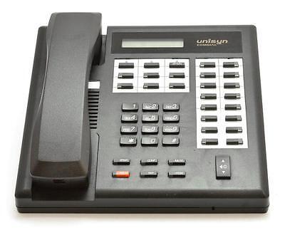 Fully Refurbished Comdial Unisyn 1022s Speaker Display Phone Black