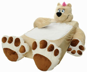 brand new Teddy Bear Beige Frame