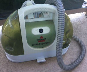 BISSELL Little Green Multi-Purpose Portable Deep Cleaner