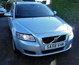 VOLVO 1.6 S V50 ESTATE (40+MPG)