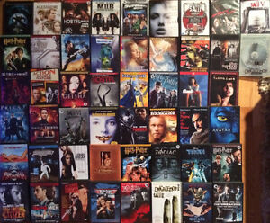 Lot of approx. 50 DVDs in excellent condition