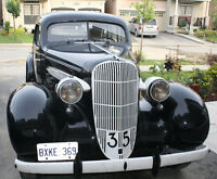 Best Offer!!! Oldsmobile, 1935 year F35 model Black Color Car