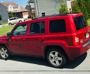 2010 Jeep Patriot 4cx4 North Edition morning