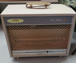 Vintage Sunmaster Air King 2 Speed Heater