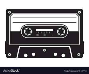 Cassettes to mp3 or wav digital files