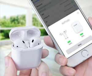 BRAND NEW i16 TWS AIRPODS BLUETOOTH V5.0 TOUCH CONTROL LISTEN MU