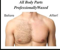 Professional male esthetician for male only