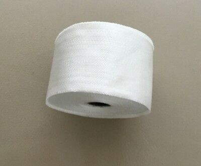 Fiberglass Cloth Tape E-glass 1 Wide 16 Yards 25mm X 15m Fiber Plain Weave