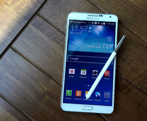 Samsung Galaxy Note 4 with Life Proof Case