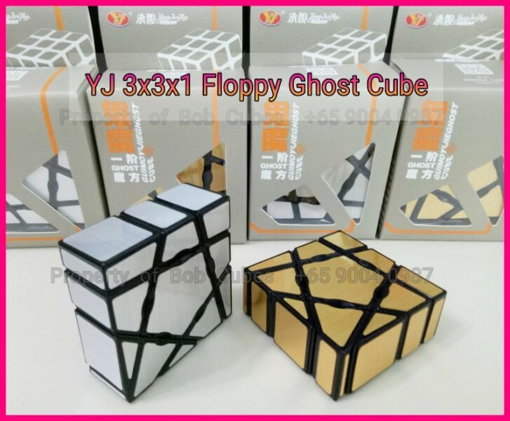 - YJ 3x3x1 Floppy Ghost Cube for sale ! Brand New !