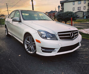 Mercedes-Benz C300 4Matic 2014