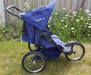 """Genuine """"BabyTrend"""" Double Jogger Stroller for Twins"""