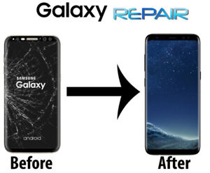 Samsung Galaxy S9+,S9,S8+,S8, Note 8,Note 9,S7 Screen LCD Repair