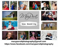 Photographer available - Mary Parrott Photography