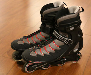 Patin RollerBlade pour homme.