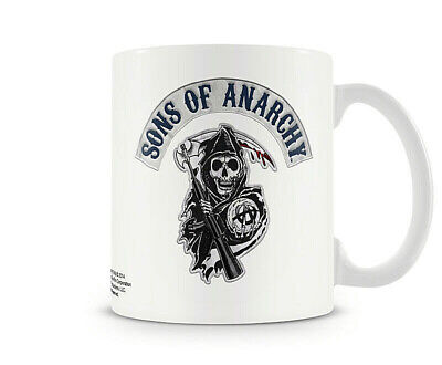 SONS OF ANARCHY Stitched taza ceramica 320ml
