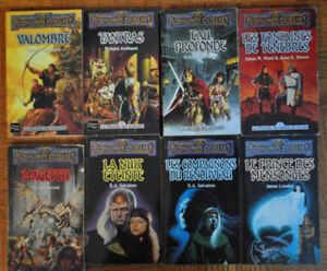 Livres de la série Les royaumes oubliés