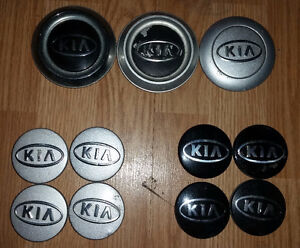 OEM used center caps for KIA 1998 - 2010