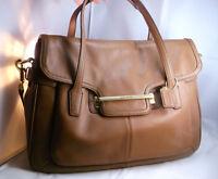 Authentic COACH Genuine Leather Handbag Purse