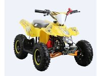 MINI 50cc Quad Bike BRAND NEW 2017!!
