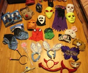 HALLOWEEN Costumes and Accesories (children & adult) part 2of3