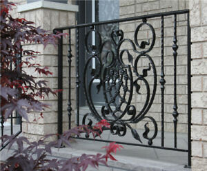 Stair Railings/Balusters, Gates, Fences