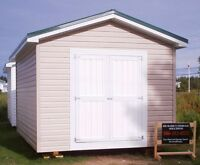 ***CHECK OUT OUR FALL SPECIAL ***  on Shed's