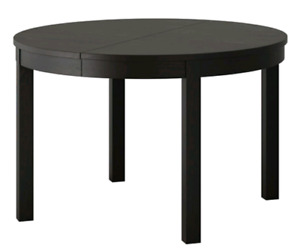 Ikea Bjursta dining table