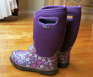 Bogs bottes d'hiver filles GR 4