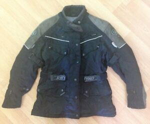 Rhyno Ladies Motorcycle Jacket
