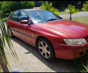2003 vy auto v6 sedan need gone Eatons Hill Pine Rivers Area Preview