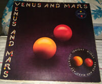Paul McCartney & the WINGS VENUS AND MARS LP 1975 Vinyl Record Longueuil / South Shore Greater Montréal Preview