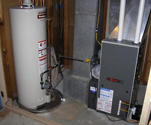 Furnaces, Hot Water Tanks and commercial Roof-top units Repair